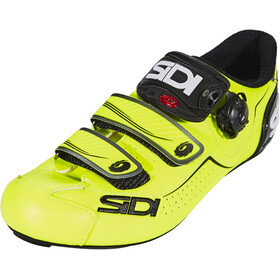 Sidi Alba Schoenen Heren, yellow fluo/black